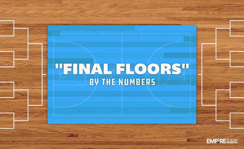 the final four floors by the numbers