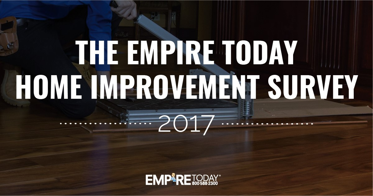 The Empire Today Home Improvement Survey